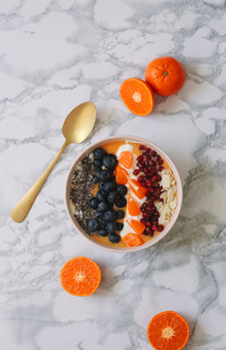 Sweet C Smoothie Bowl